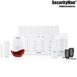 Wireless Smart Home Alarm System  Model# Air-AlarmII