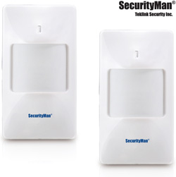 2pk Wireless PIR Motion Sensors  Model# SM-80-2PK