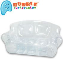Bubble Inflatables Couch  Model# 24002-CL