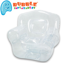Bubble Inflatables Chair  Model# 24001-CL