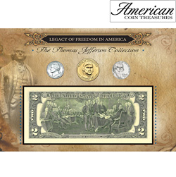 Legacy of Freedom - Thomas Jefferson Collection  Model# 11384