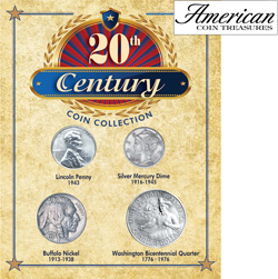 20th Century Coin Collection  Model# 11231