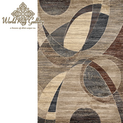 Iron Bridge Rug Collection - 3065  Model# 3065 - 3.3x5.3