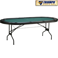 Folding Poker Table  Model# 45-2002