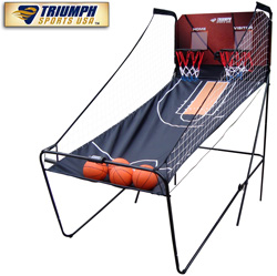 8-in-1 Arcade 2 Player Basketball  Model# 45-6089