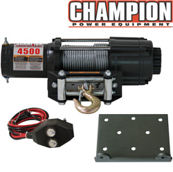 4500lb ATV/ UTV Winch Kit  Model# 40252