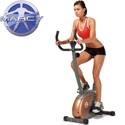 Marcy Upright Mag Bike  Model# ME-708
