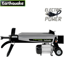 Earthquake� 5-Ton Electric Log Splitter  Model# W1200