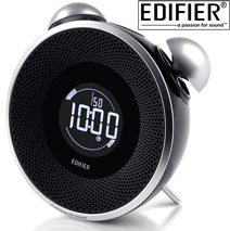 Tick Tock Bluetooth Alarm Clock  Model# MF240BT