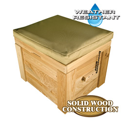 27Qt Deck Box with Cushion&nbsp;&nbsp;Model#&nbsp;Deck 101 _C02