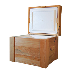 27Qt Deck Box with Cushion  Model# Deck 101 _C02