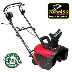 Electric Snow Thrower  Model# TY18SE13A