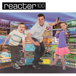 Reactor 100 Gaming System&nbsp;&nbsp;Model#&nbsp;RG1-4/4949