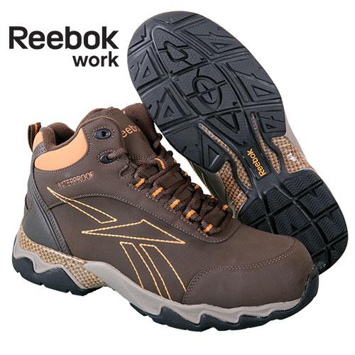 Reebok RB1069 Work Hikers - Brown