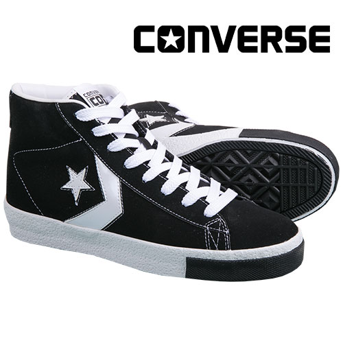 Converse Star Attache Hi-Tops