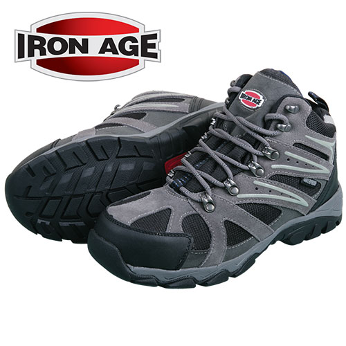 Iron Age Grey Hikers