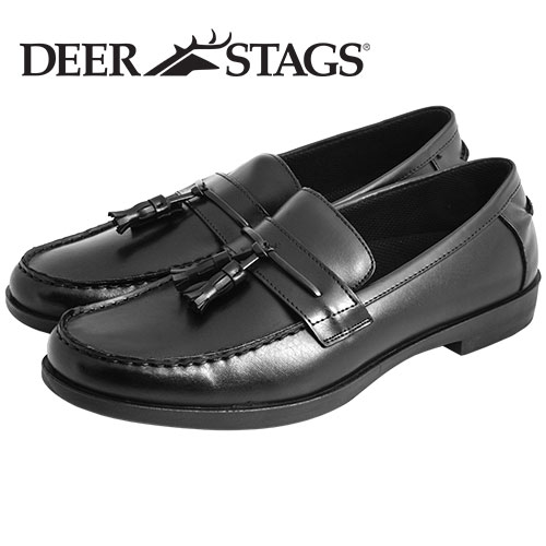 Deer Stags Tassel Loafers