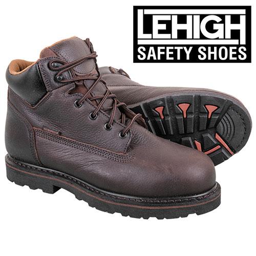 Lehigh 6 inch Work Boots