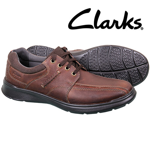 Clarks Cotrell Walking Shoes