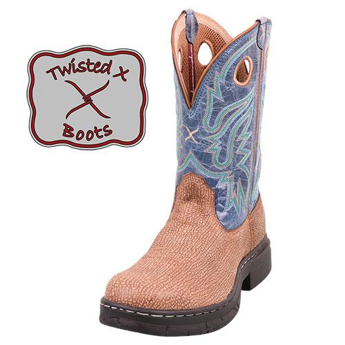 Twisted-X EZ Rider Western Boots