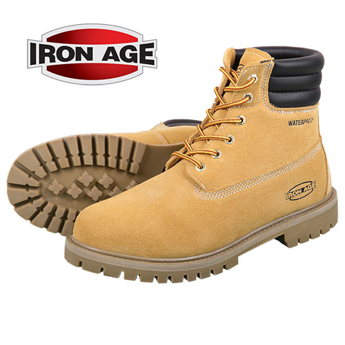 Iron Age Work Boots