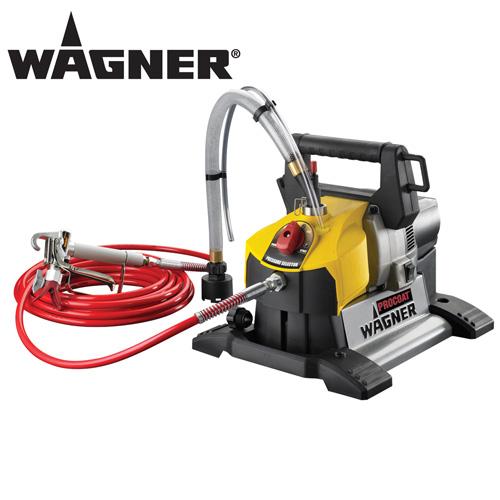 Wagner Pro Coat 2800psi 1 2hp Paint Sprayer Model 0515034t Ebay