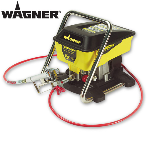 'Wagner 3/ 8HP Paint Crew'
