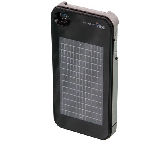 'EnerPlex Solar Battery Case'
