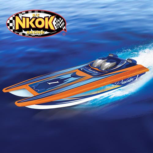 'Predator I High Speed R/C Boat'