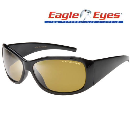 'Eagle Eyes Sunglasses - Black'