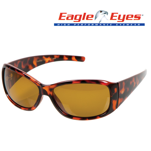 'Eagle Eyes Sunglasses - Tortoise'