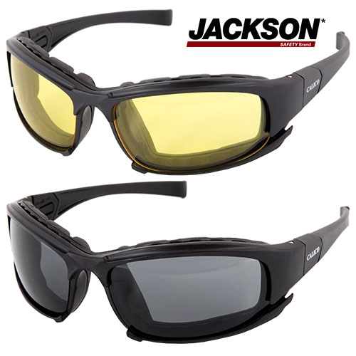2 Pair Jackson V50 Glasses