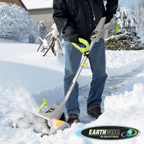 Earthwise Snow Thrower