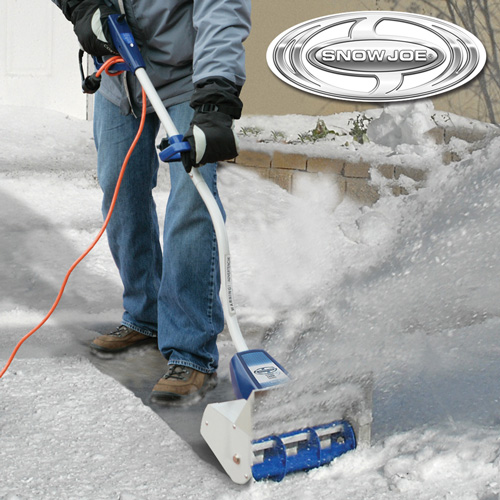 'Snow Joe Electric Snow Thrower'