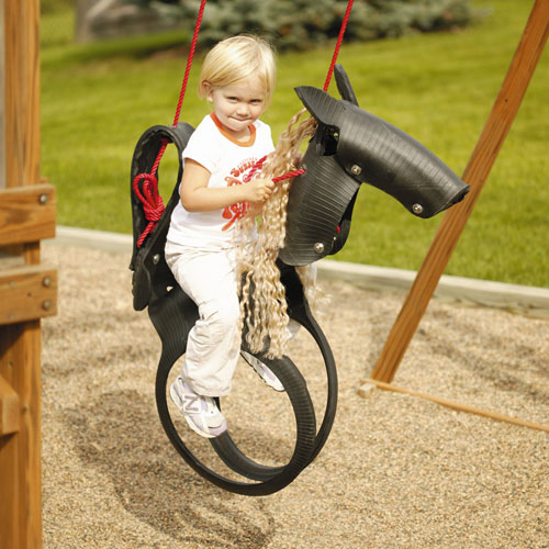 Horse Tire Swing - Bing images