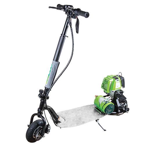 'Progo 3000 Propane Scooter'