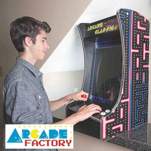 'Classic Bartop Arcade Unit'