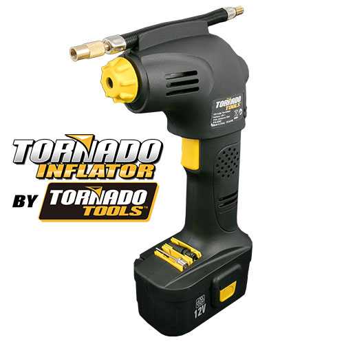 Tornado Tools Cordless Tire Inflator