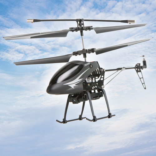 'R/C Helicopter with On-Board Camera'