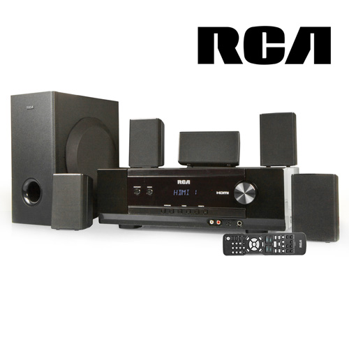 'RCA Home Theater System'