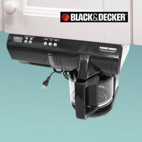 New Black And Decker Spacemaker Coffee Maker : Heartland America: Product no longer available