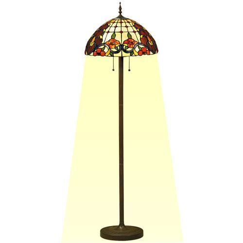 tiffany style victorian floor lamp model wsc181373 ff001. Black Bedroom Furniture Sets. Home Design Ideas
