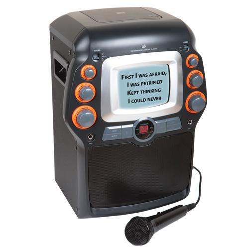 gpx karaoke machine