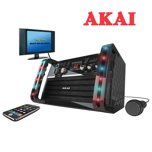akai karaoke machine review