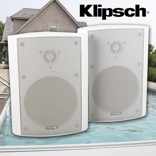 'Klipsch Energy Indoor/Outdoor Speakers'