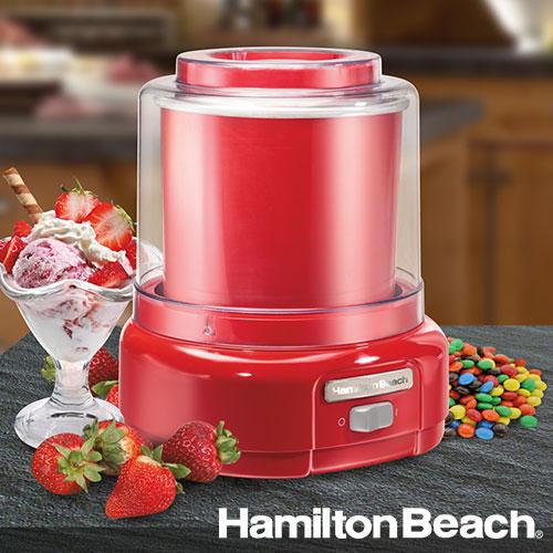 'Hamilton Beach Ice Cream Maker'