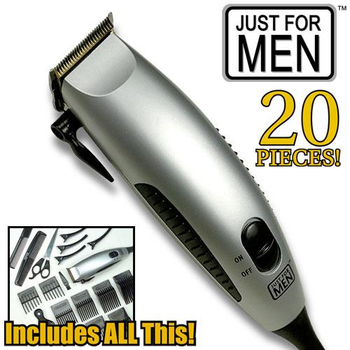 Just For Men Hair Cut Kit Model# JFMCP1