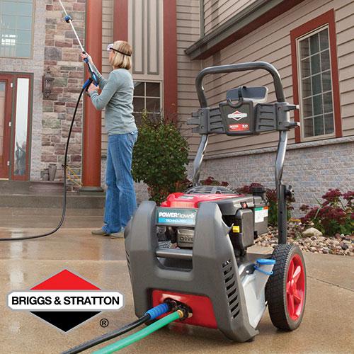 Briggs & Stratton Gas Pressure Washer