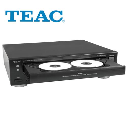 'TEAC 5-disc CD Changer'