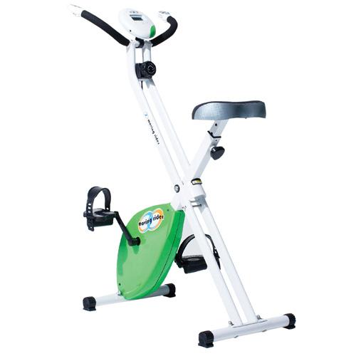 Moving Rider Exercise Bike - Green